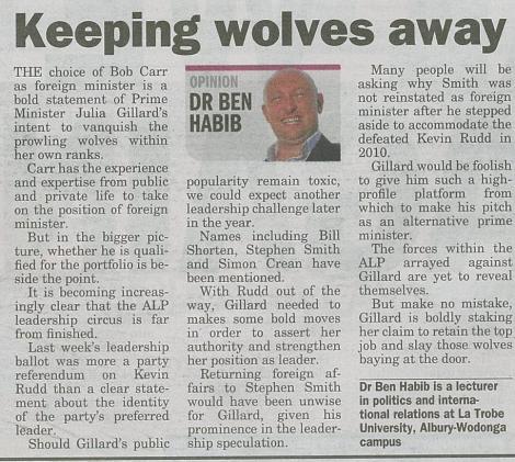 Habib, B_BM_Keeping wolves away