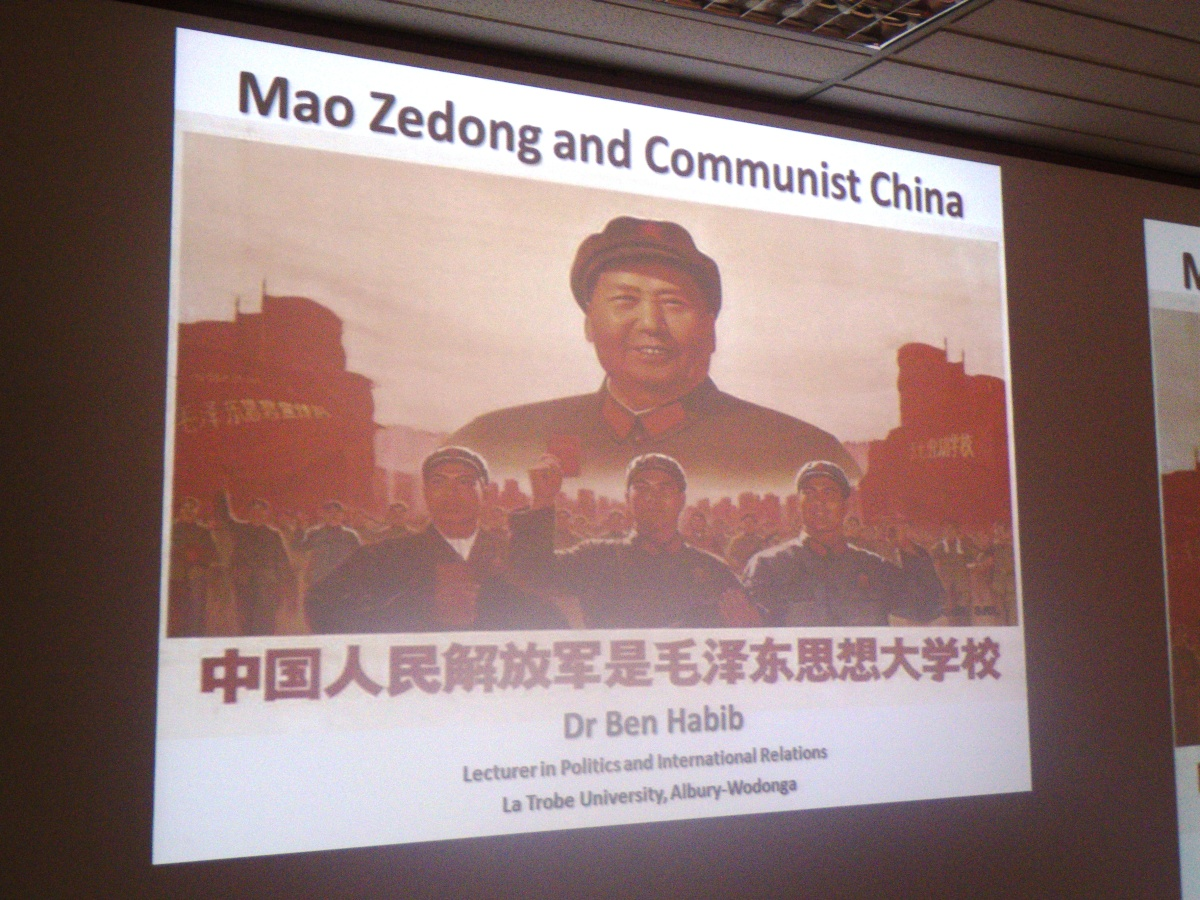 a history of the rule of mao zedong This week marks the 50th anniversary of the beginning of the cultural revolution in china beginning in 1966, mao zedong, who had withdrawn somewhat into the background of the chinese leadership in the previous years, marshaled the youth of china in a new campaign against supposed party.