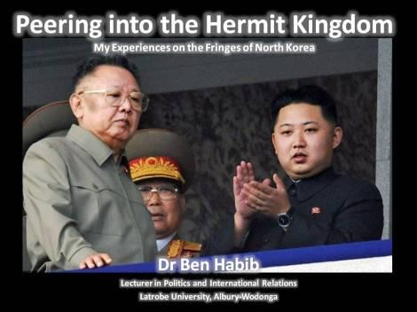 Peering into the Hermit Kingdom