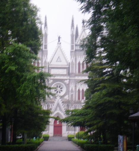 The Beitang was also beseiged in 1900 during the Boxer occupation of the city, when nearly 4,000 European and Chinese christians successfully defended the cathedral.
