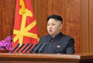 North Korean leader Kim Jong Un (KCNA).