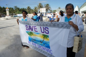 A plea from residents of Kiribati