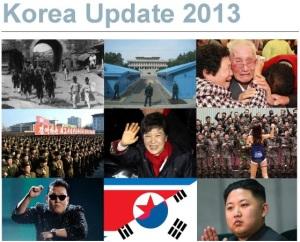 ANU Korea Update 2013