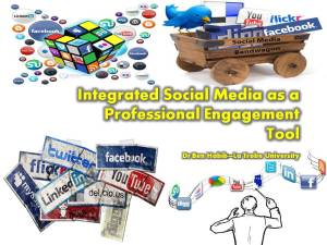 ASHM_Integrated Social Media as a Professional Engagement Tool