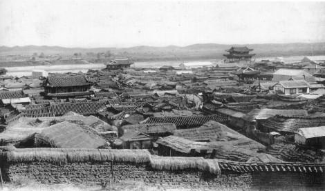 Pyongyang, 1888.