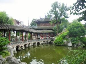 YiYuan Garden, Shanghai.