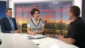 Ben's infamous ABC News Breakfast interview, 8 February 2016