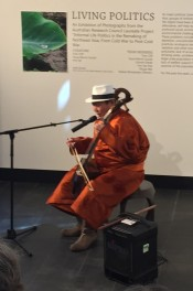 Book Launch_Mongolian folk music