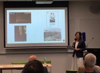 Wei Shuge_'Self-organised social care for Nationalist veterans of the Sino-Japanese War'